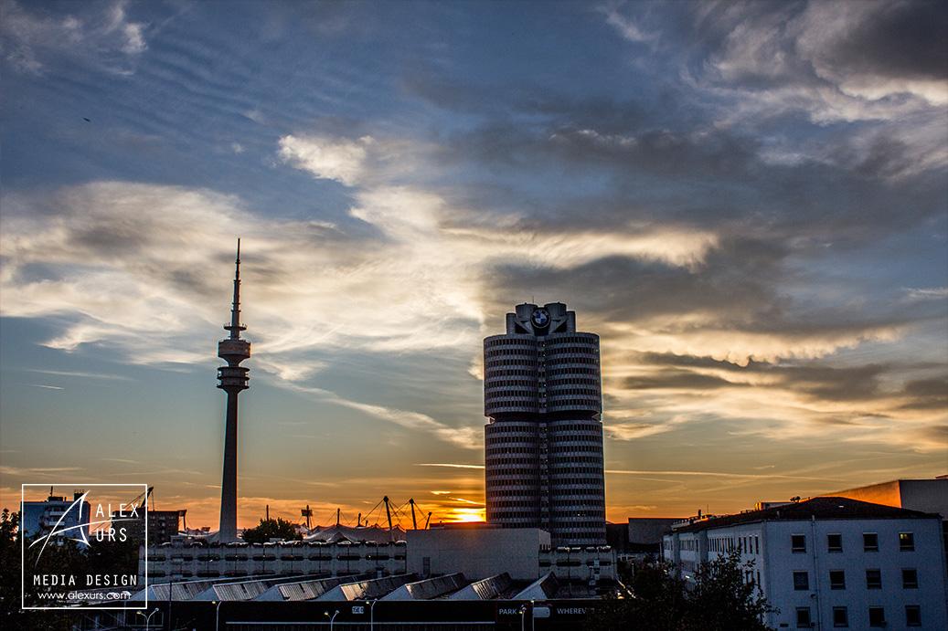 München Sunset