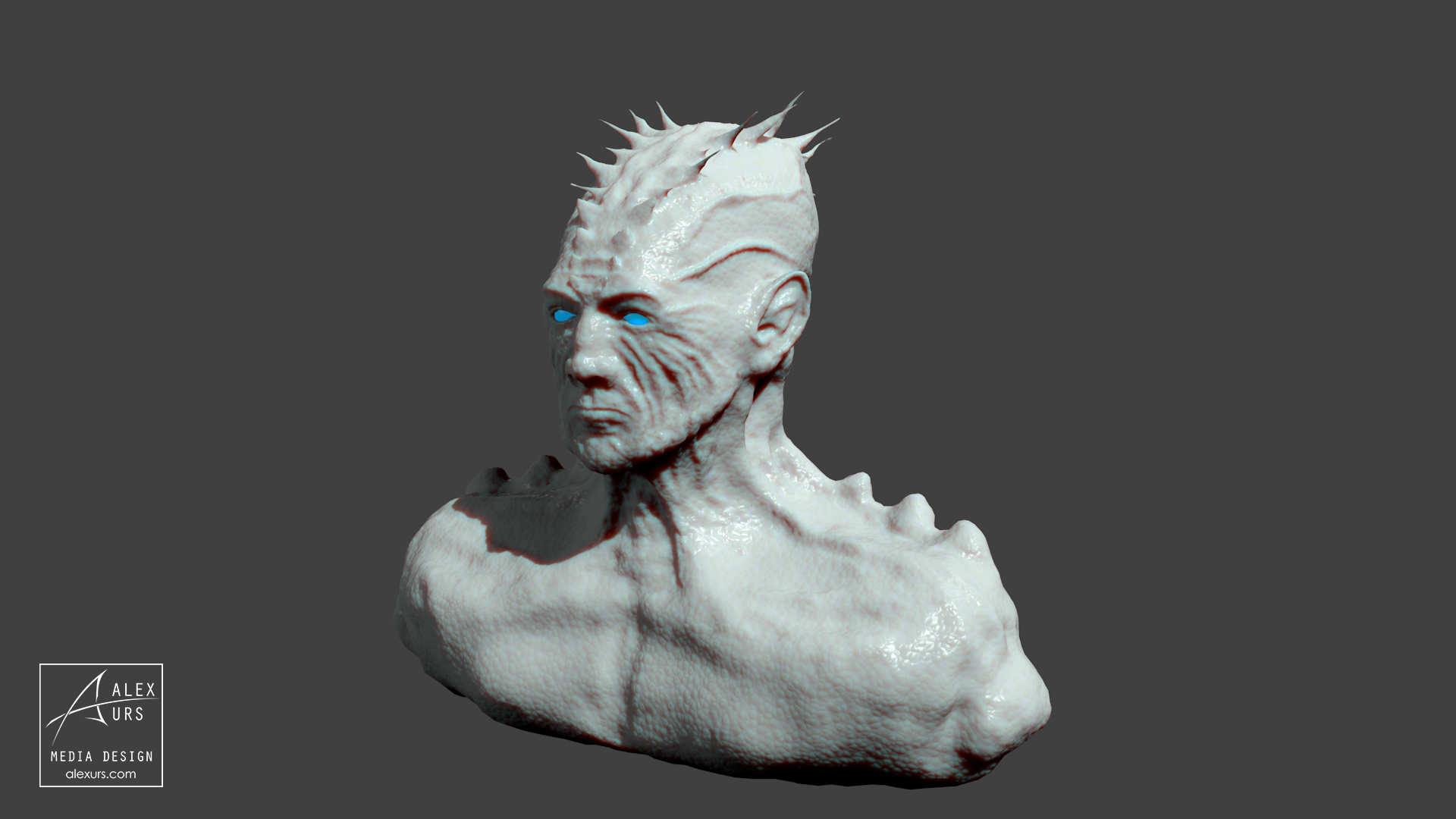 3D – Blender Sculpting
