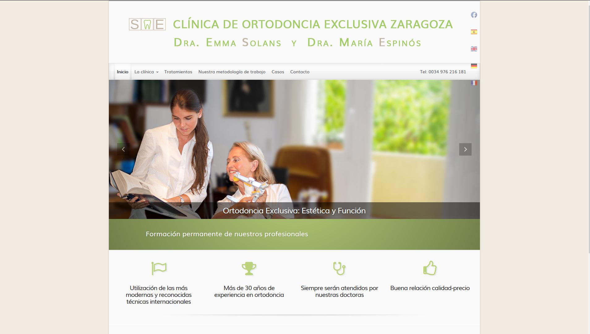 Clinica de Ortodoncia Exclusiva Zaragoza