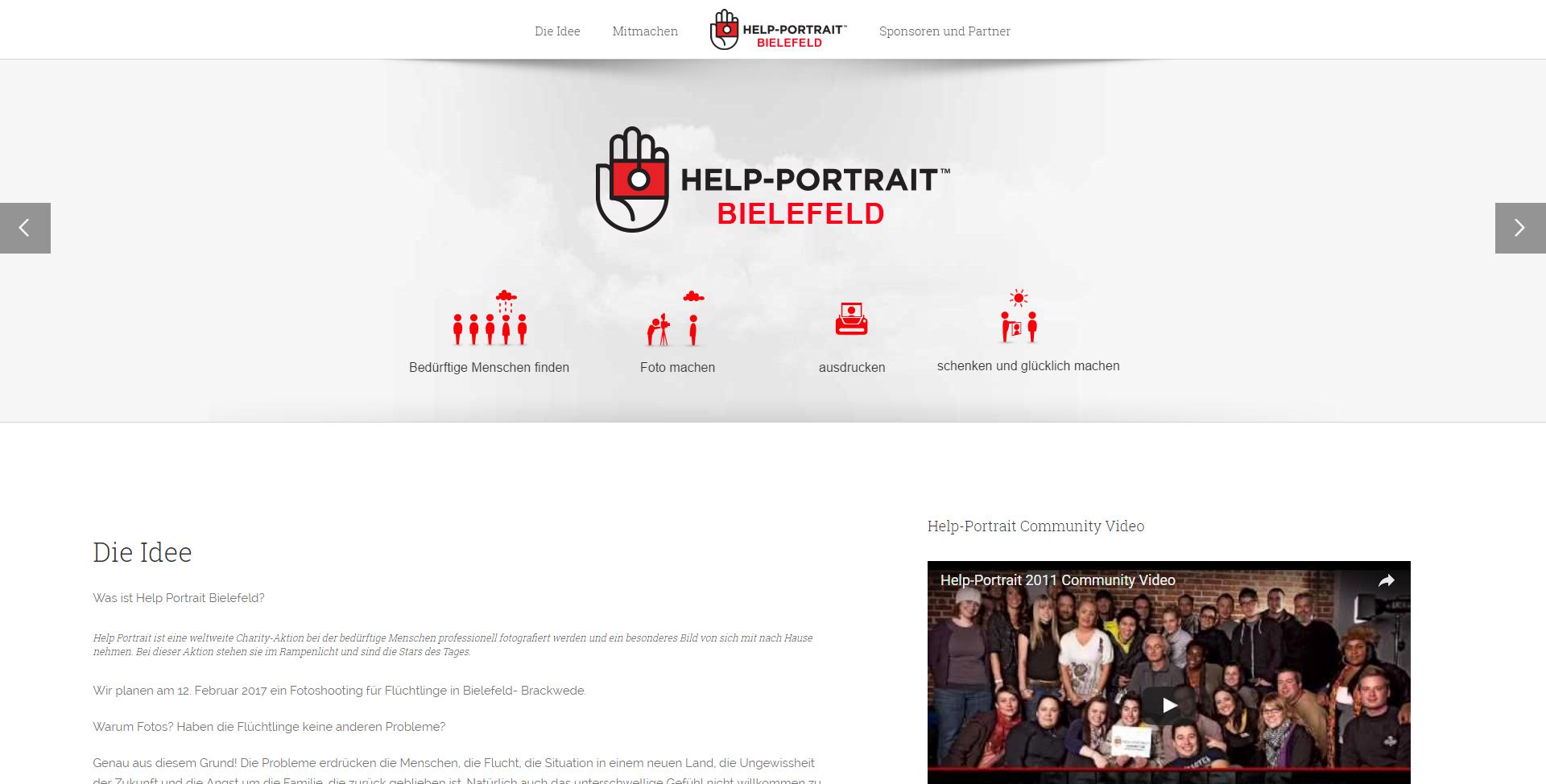 Help-Portrait Bielefeld