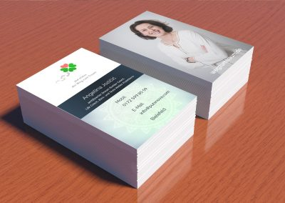 Business Card Mock Up 3